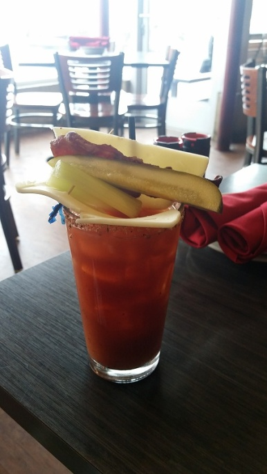 Bloody Mary (not spicy)