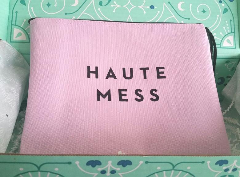 haute mess pouch fff