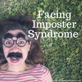 Facing Imposter Syndrome